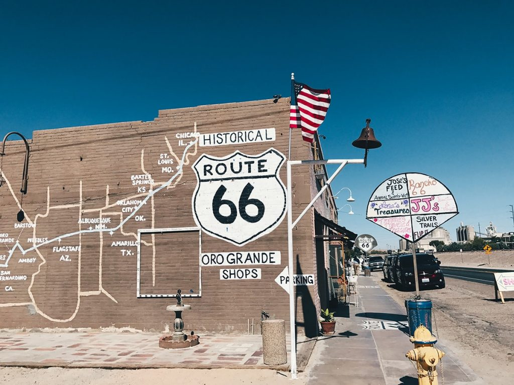 Iconic stops from Los Angeles to Las Vegas – faraway life