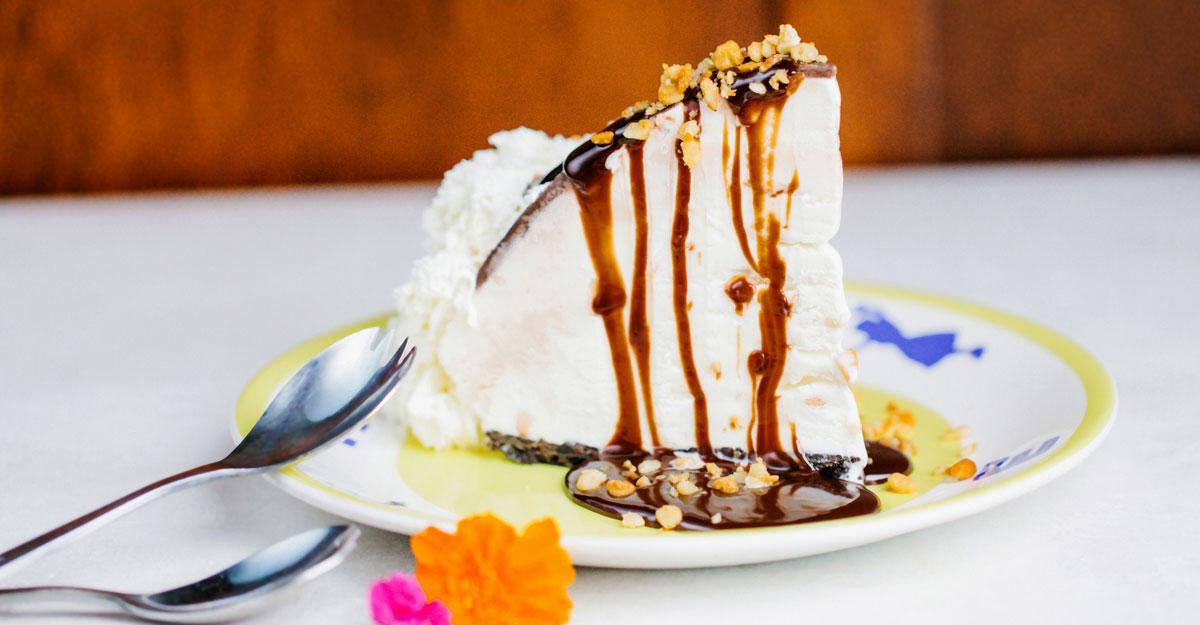 Hula Pie at Duke's Waikiki
