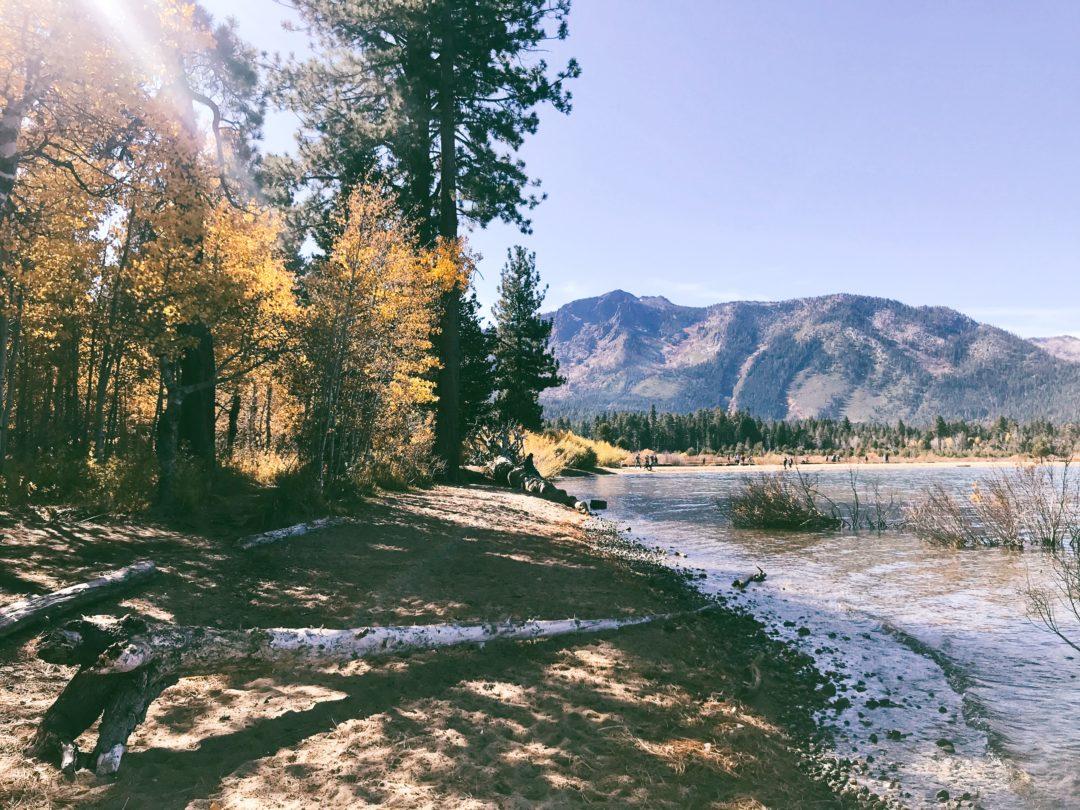 Fall at South Lake Tahoe